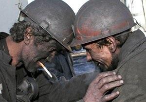 Крупная донецкая шахта оказалась на грани остановки