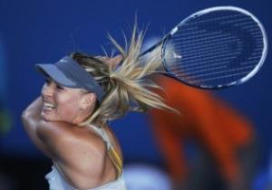 В пух и прах. Шарапова громит соперниц на Australian Open