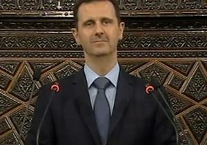 Асад - наказ атакувати об єкти Ізраїлю та США
