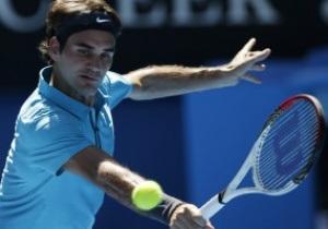Australian Open. Федерер и Маррей порадовали красивой игрой