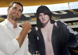 Кличко готов пойти на финансовые потери, чтобы провести бой в Киеве