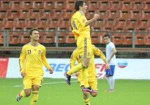 Юношеская сборная Украины заняла третье место на Мемориале Гранаткина