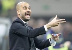Гвардиола на 100% станет главным тренером Манчестер Сити - СМИ