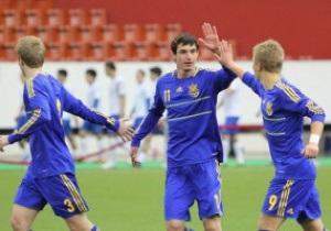 Сборная Украины (U-18) разгромно проиграла России в полуфинале Мемориала Гранаткина