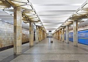 Киевские власти обещают не поднимать стоимость проезда в метро