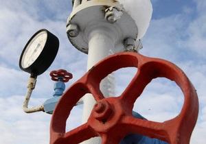 За последний месяц 2012 Украина заплатила России $618 млн за газ