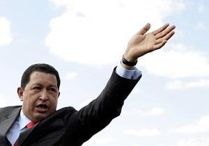Венесуела - Уго Чавес - Чавес може пропустити заплановану на 10 січня інавгурацію