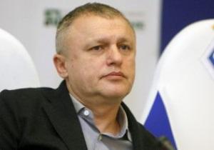 Суркис: Безус и Селин пообещали еще летом, что будут играть только в Динамо