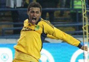 Металлист не намерен терять Хавьера – агент футболиста