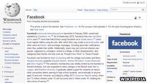 Кожна країна шукала у Вікіпедії своє