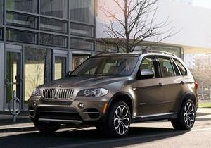 BMW увеличила продажи