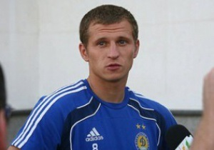 Алиев намерен заслужить новый контракт с киевским Динамо
