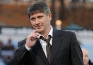 Сергей Ковалец – главный тренер молодежной сборной Украины