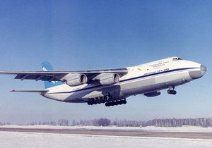 НАТО продолжает контракт на аренду АН-124 Руслан