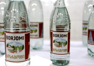 Альфа-Груп купує IDS Borjomi - заводи мінеральних вод