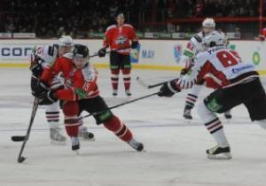 КХЛ: Донбасс снова проиграл дома, на этот раз Авангарду