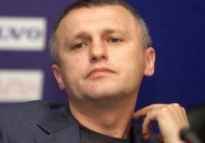 Игорь Суркис: Первый пошел. Нинкович стал игроком Эвиана