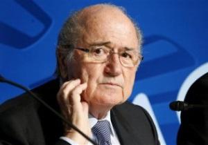 Президент FIFA выразил поддержку тренеру Барселоны