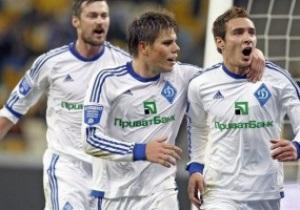 Жеребьевка Лиги Европы: Динамо, Днепр и Металлист узнали соперников