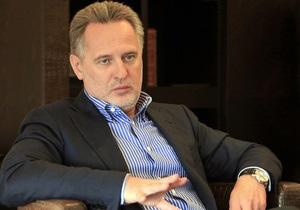 Ъ: Фірташ повертається на український газовий ринок
