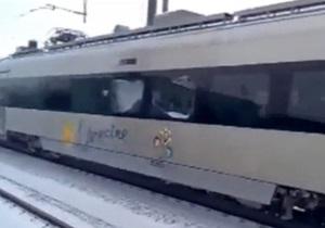 Железнодорожники сообщили, что случилось с поездом, ставшим героем популярного в сети видео