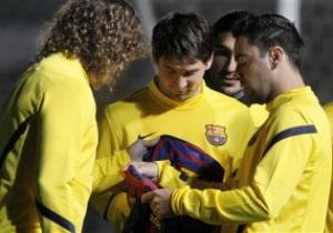 Хави, Месси и Пуйоль продлят контракты с Барселоной