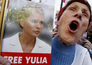 Брюссель сподівається, що Україна виконає рішення ЄСПЛ у справах лідерів опозиції - Тимошенко - ЄС