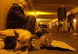 У Києві розпочав роботу соціальний патруль для допомоги бездомним - Київ - бездомні - допомога