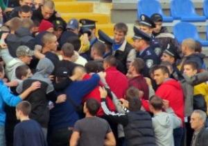 МВД собирается внедрять милиционеров в среду футбольных фанатов