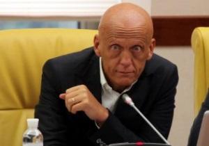 Коллина: В январе в Украине откроется национальная школа арбитров