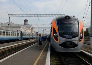 Из-за поломки Hyundai сообщением Днепропетровск-Киев пассажиры добирались на три часа дольше