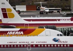 Флагман испанской авиации пытается предотвратить банкротство
