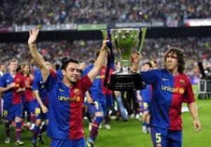 Барселона предлагает вечные контракты Хави и Пуйолю