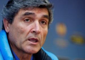 Хуанде Рамос: Днепр постарается улучшить свой рейтинг UEFA