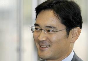 Глава Samsung назначил сына своим заместителем