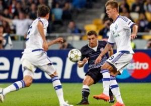 Динамо Загреб - Динамо Киев 1:1. Текстовая трансляция