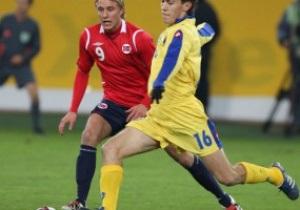 Стал известен первый соперник сборной Украины в 2013 году