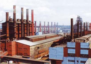 Запорожский завод ферросплавов просит помощи президента