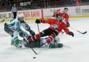 КХЛ: Донбасс на выезде крупно уступил Салавату Юлаеву