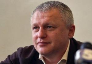Игорь Суркис назвал тех, кто покинет Динамо этой зимой