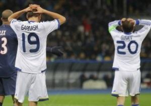 Лига чемпионов динамо псж 0 2 ошибка хачериди
