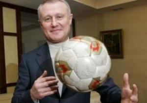 Григорий Суркис: В вопросе нового тренера сборной нужна взвешенность