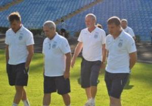 Николаев отказался выходить на матч из-за долгов