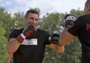 Виталий Кличко: Надеюсь, Поветкин выйдет на бой с Кличко