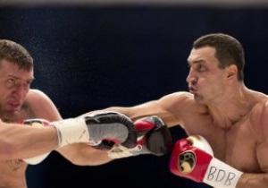 Владимир Кличко зрелищно побеждает Ваха