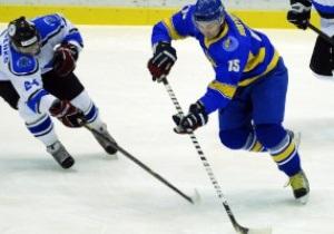 Хоккей: Украина разгромила Эстонию в матче предквалификации Олимпиады