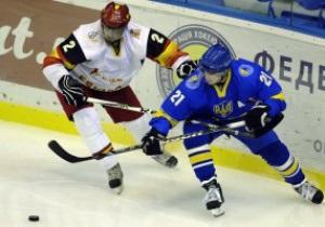 Хоккей: Украина разгромила Испанию в матче предквалификации Олимпиады