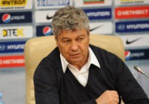 Луческу зол на Пятова и не понимает тренера сборной Бразилии