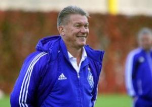 Екс-тренер Динамо: Секрет успіху Блохіна - в його ставленні до життя і роботи
