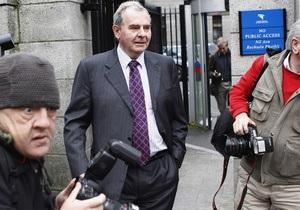 Обанкротившийся ирландский миллиардер приговорен судом к девяти месяцам тюрьмы